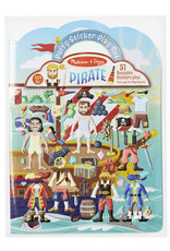 Melissa and Doug Puffy Sticker Playset - Pirate