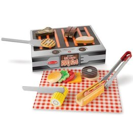 Melissa and Doug Grill and Serve BBQ Set
