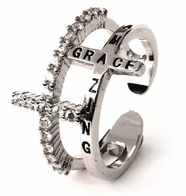 Amazing Grace Ring - Adjustable