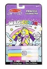 Melissa and Doug Magicolor Coloring Pad - Princess