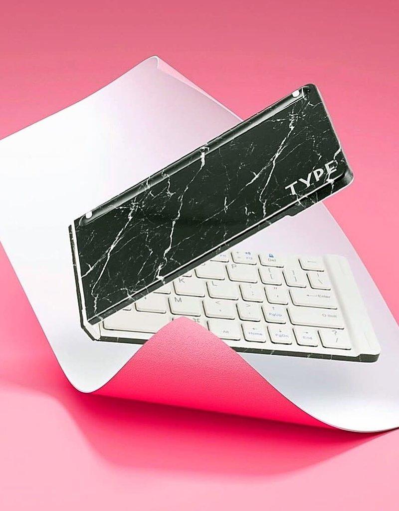 Type Wireless Keyboard - Marble Black