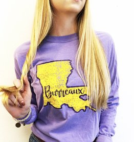 Long Sleeve Joe Burrow Shirt