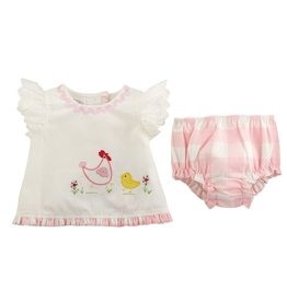 Chicken Bloomer Set