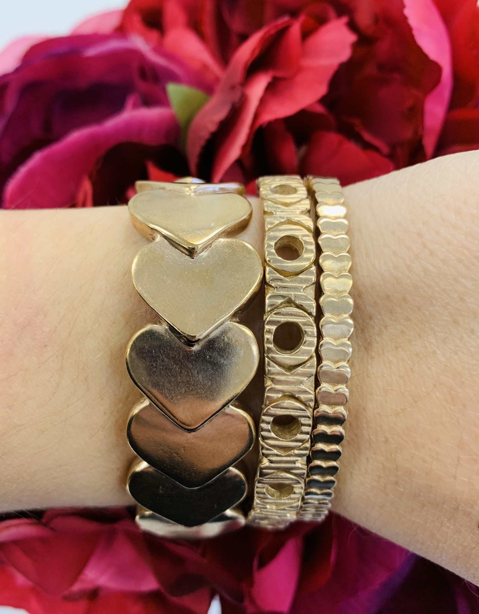Heart to Heart Cuff - Petite