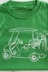 Golf Cart T-Shirt - Green