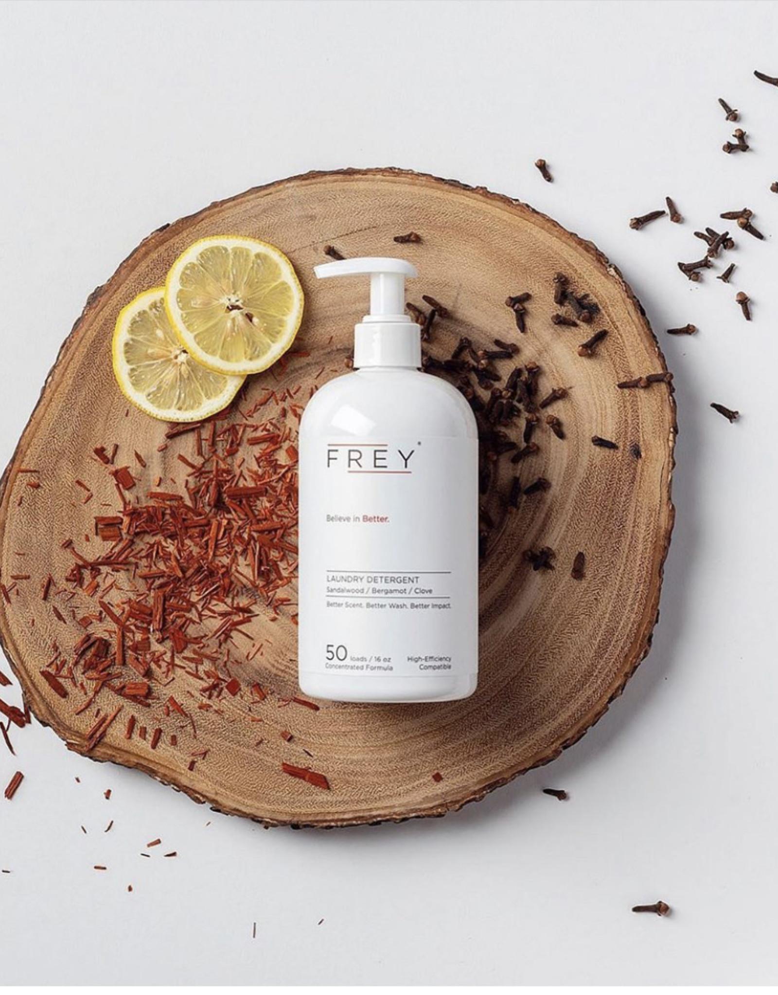 Frey 16oz Laundry Detergent - Sandalwood/Bergamot/Clove