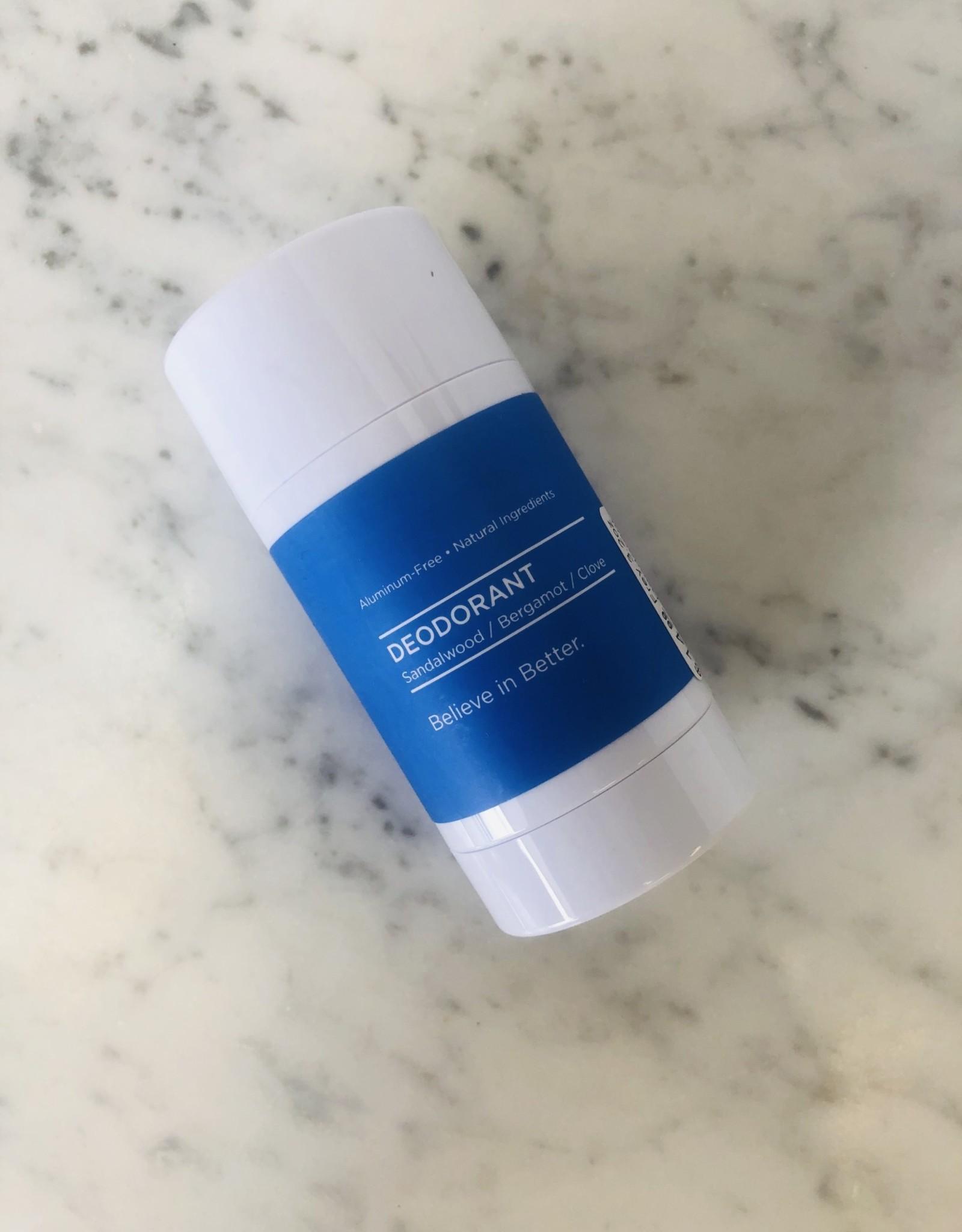 Frey 3.2oz Deodorant - Sandalwood/Bergamont/Clove