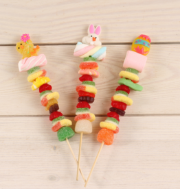 Gummy Candy Kabob - Easter Surprise