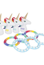 Inflatable Ring Toss-Unicorn