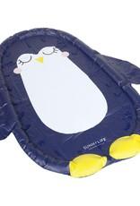Inflatable Water Mat- Penguin