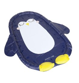Inflatable Water Mat- Penguin