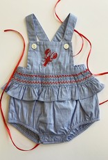 Embroidered Crawfish Bubble