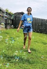 Louisiana Chalk Art T-shirt