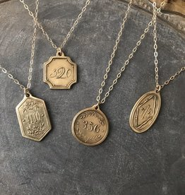 "16"" Scripture Inspired Necklace - 320"