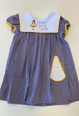 LSU Cheer Dress