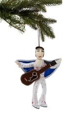 Elvis Ornament