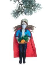 Super Grocer Ornament