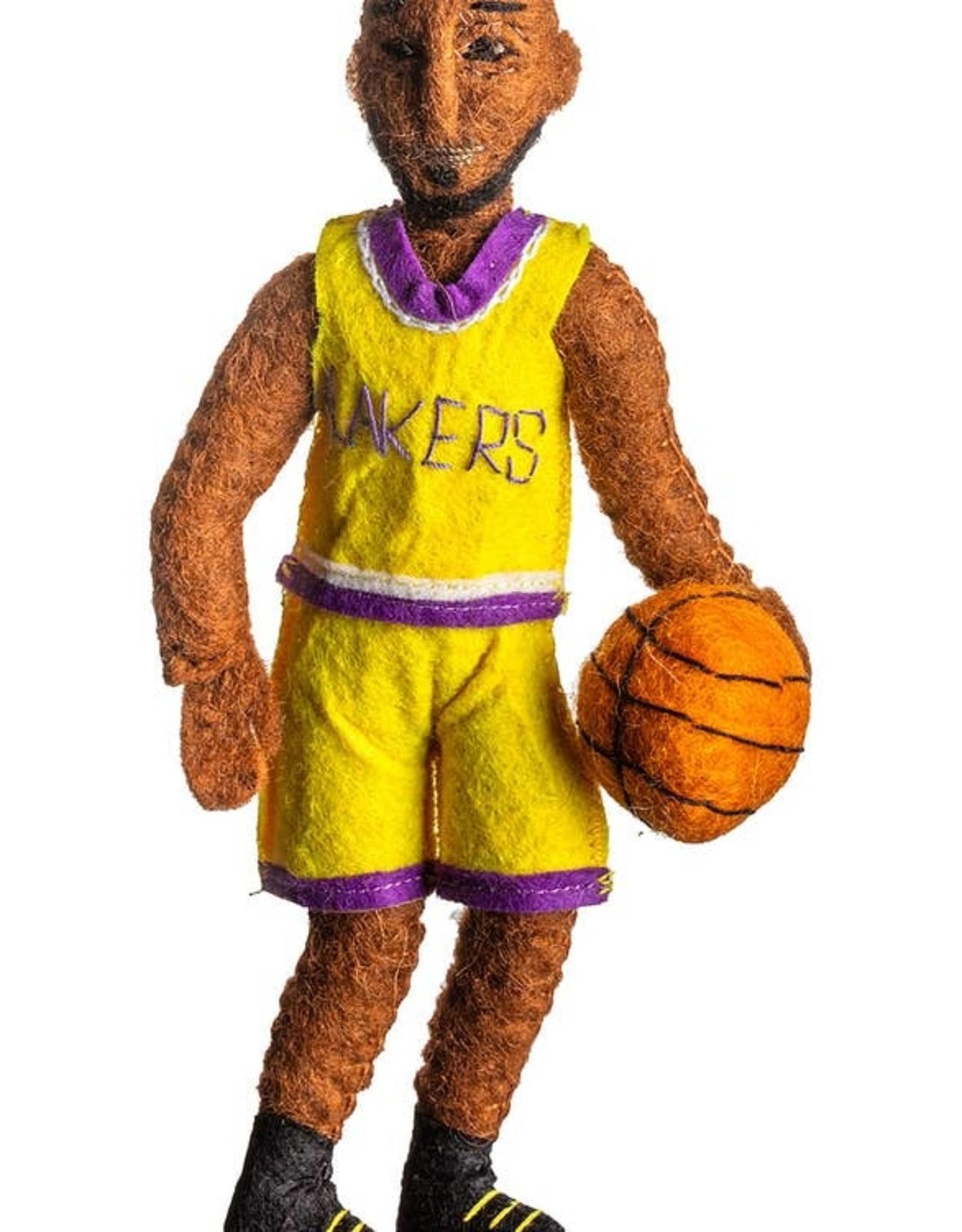 Kobe Bryant Ornament