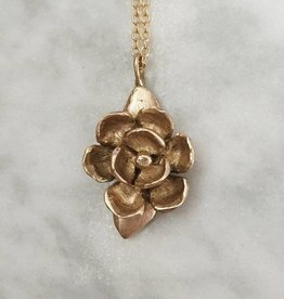 Magnolia Necklace