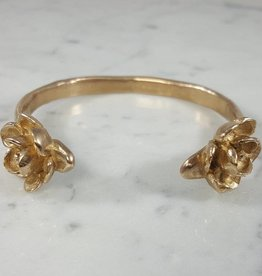 Double Magnolia Bangle