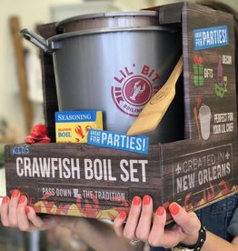 Crawfish Boil Set