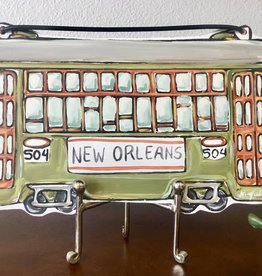 New Orleans Street Car Cutout