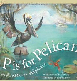 Cherry Lake Publishing P is for Pelican