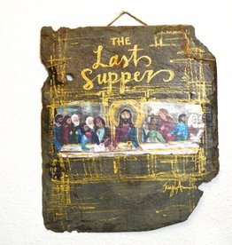 NOLA SLATE New Orleans Roofing Slate - The Last Supper