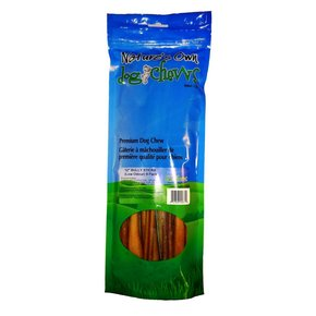 """Nature's Own Nature's Own-12"""" OdourFree Bully Stick 9pc bag"""