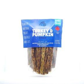 Nammy Treats Nammy Treats-Turkey & Pumpkin Sticks 120g