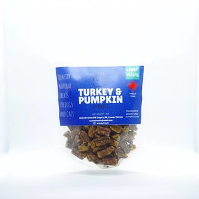 Nammy Treats Nammy Treats - Turkey & Pumpkin Training Treats 50g