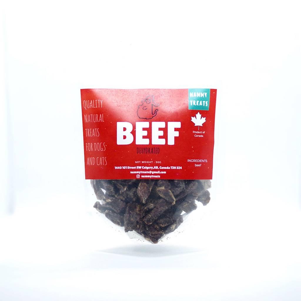 Nammy Treats Nammy Treats - Beef Training Treats 50g
