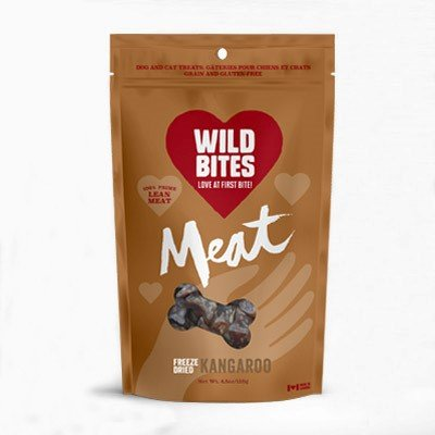 Wild Bites Wild Bites- Meat Treats 120g