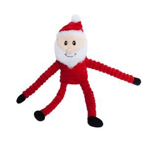 Zippy Zippy- Holiday Crinkles- Santa Small