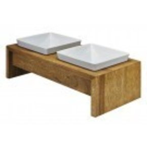 Bowsers Pet Products Bowsers-Artisan Double Diner XS