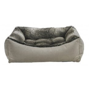 "Bowsers Pet Products Bowsers-Scoop Bed ""Faux Fur"""