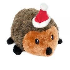 Zippy Zippy- Holiday Hedgehog XL