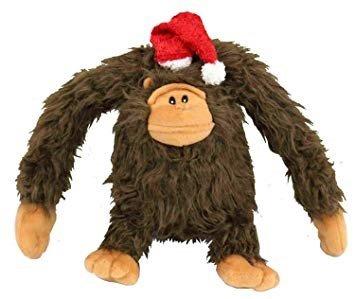"""petlou PETLOU- Christmas Gorilla 8"""""""
