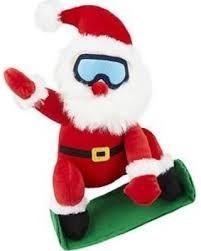 petlou PETLOU-Holiday Snowboard Santa
