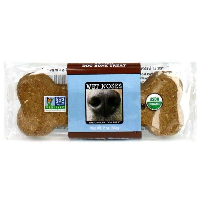 Wet Noses Dog Treats Wet Noses-Big Bone Singles 2.4oz
