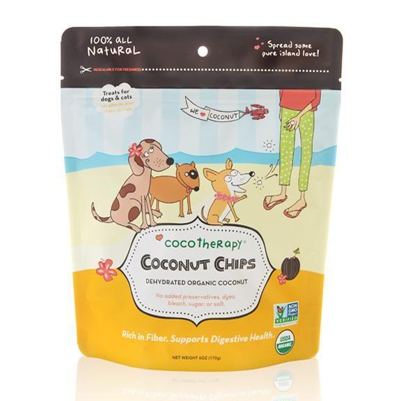 COCO Therapy COCO Therapy-Organic Coconut Chips 6oz