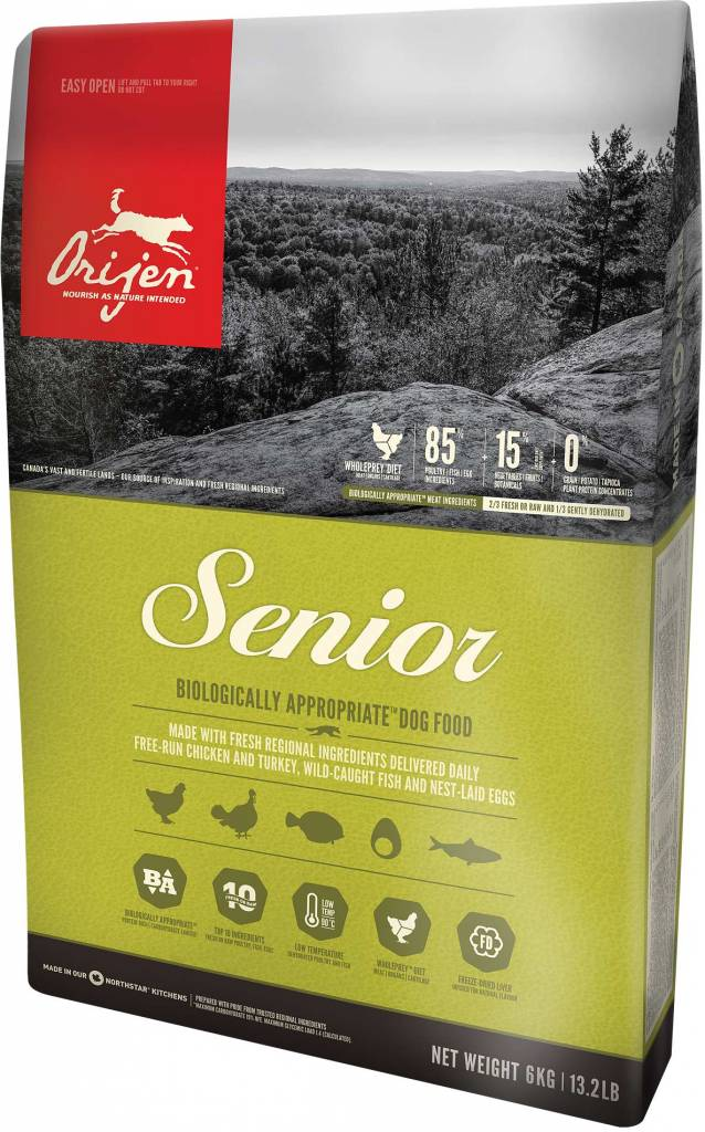 Champion Pet Foods Orijen Dog Food - Senior