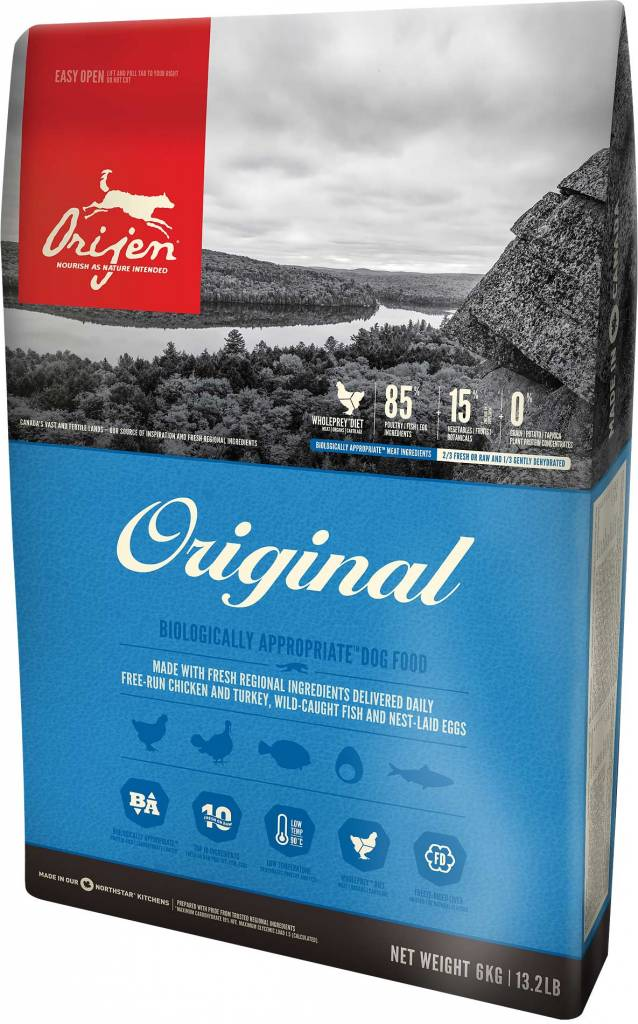 Champion Pet Foods Orijen Dog Food- Original