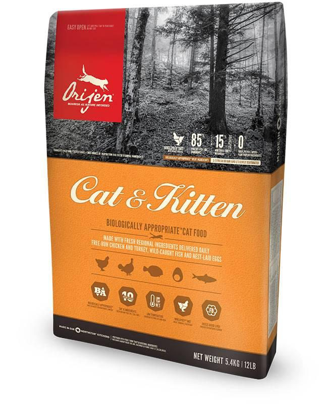 Champion Pet Foods Orijen Cat Food - Cat & Kitten