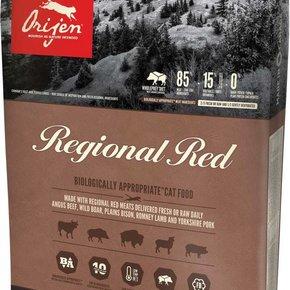 Orijen Cat Food - Regional Red