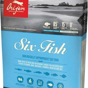 Orijen Cat Food- 6 Fish