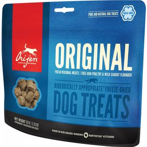 Champion Pet Foods Orijen Freeze Dried Dog Treats 3.25oz Original