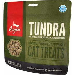 Champion Pet Foods Orijen Freeze Dried Cat Treats Tundra