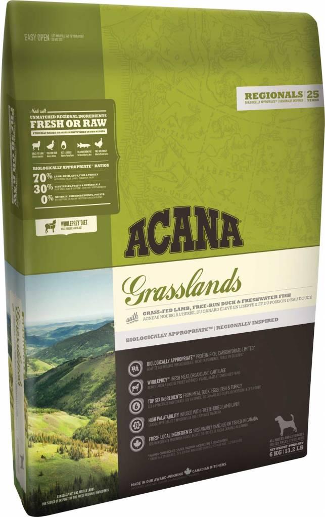 Champion Pet Foods Acana Dog Food - Grasslands
