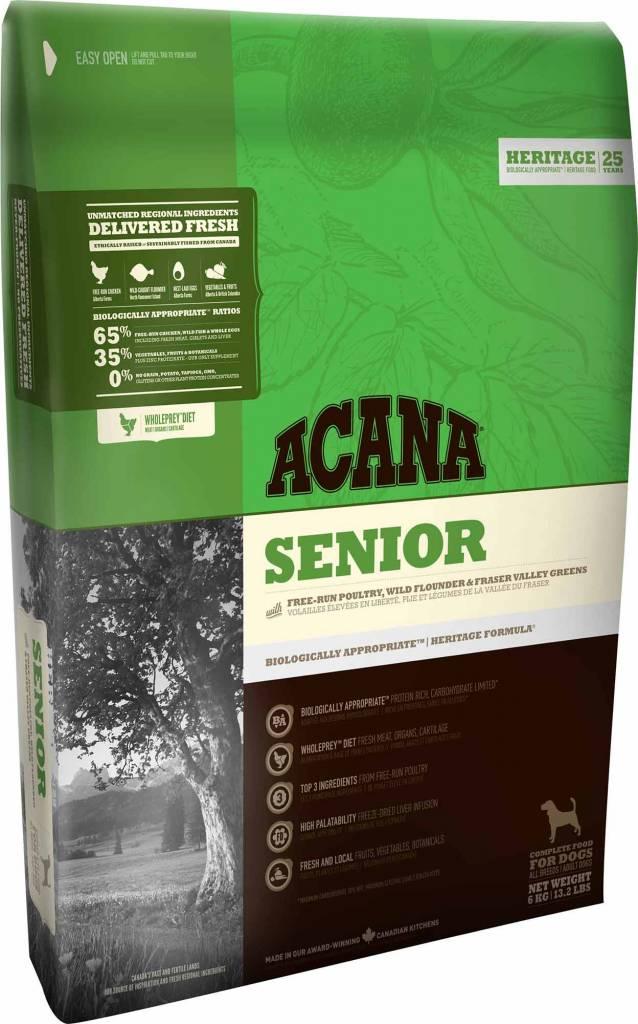 Champion Pet Foods Acana Heritage-Senior